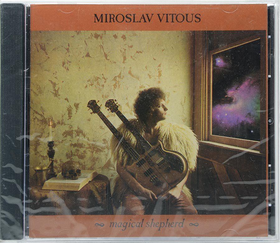 CD Miroslav Vitous - Magical Shepherd - Lacrado - Importado