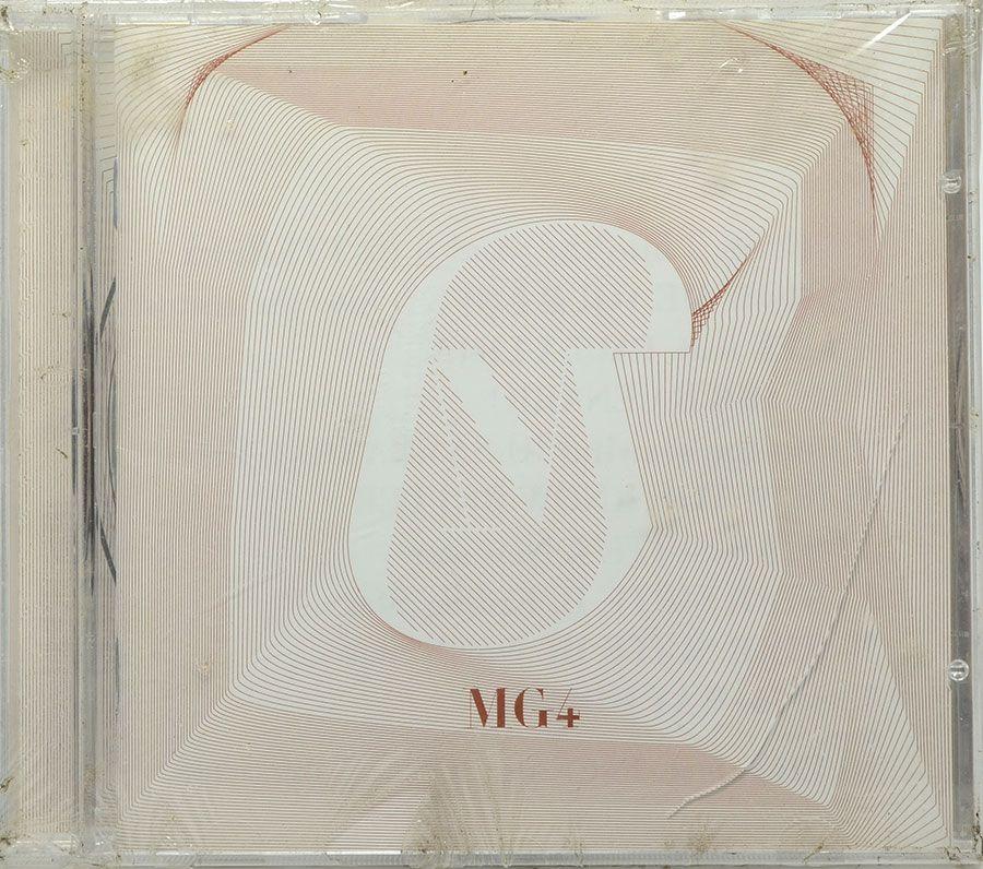 CD Mondo Grosso - Mg4 - Lacrado - Importado