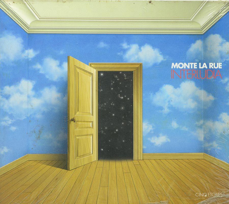Cd Monte La Rue - Interludia - Lacrado - Importado