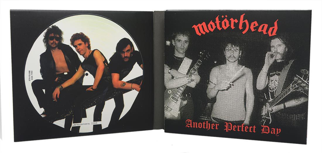 CD Motorhead - Another Perfect Day - Duplo / Digipack - Lacrado