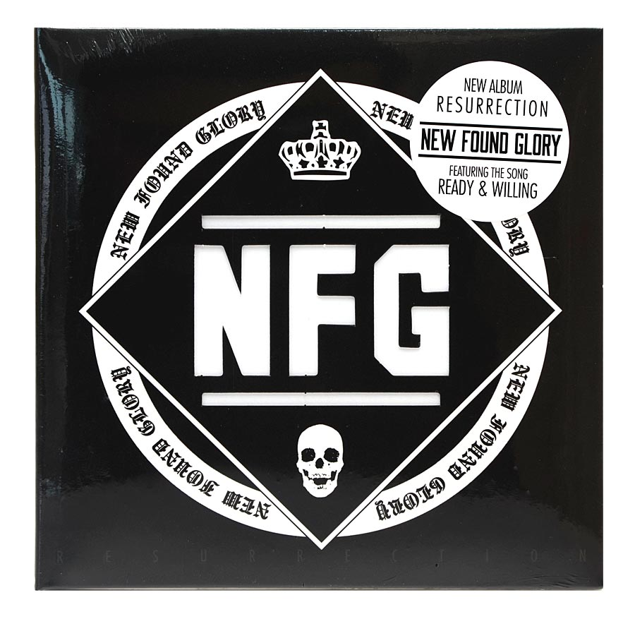 CD New Found Glory - Resurrection - Importado USA - Lacrado