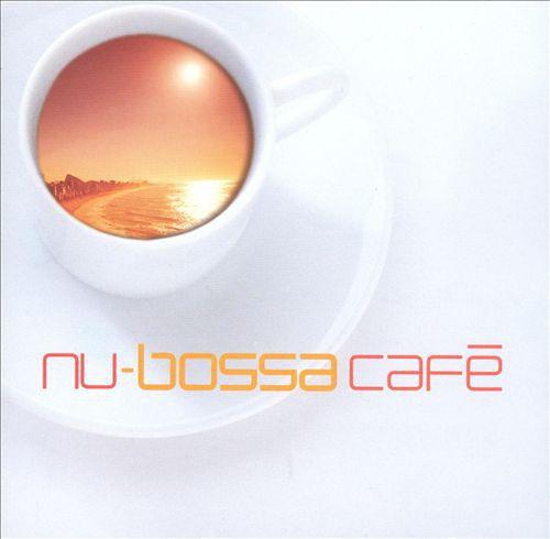 CD Nu Bossa Café -  Varios Artistas - Importado - Lacrado