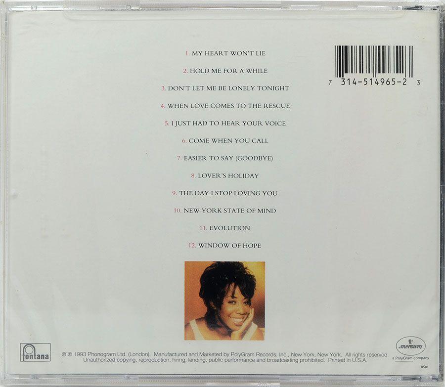 CD Oleta Adams - Evolution - Lacrado - Importado