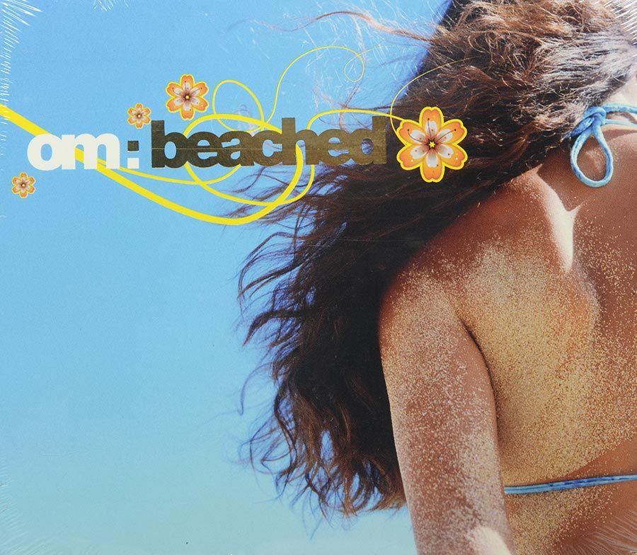 CD Om: Beached - Vários Artistas - Lacrado - Importado
