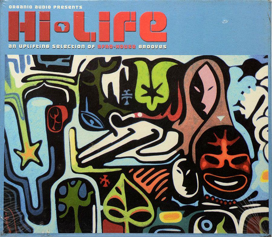 CD Organic Audio Presents Hi-Life: Mixed By Organic Audio - Lacrado - Importado