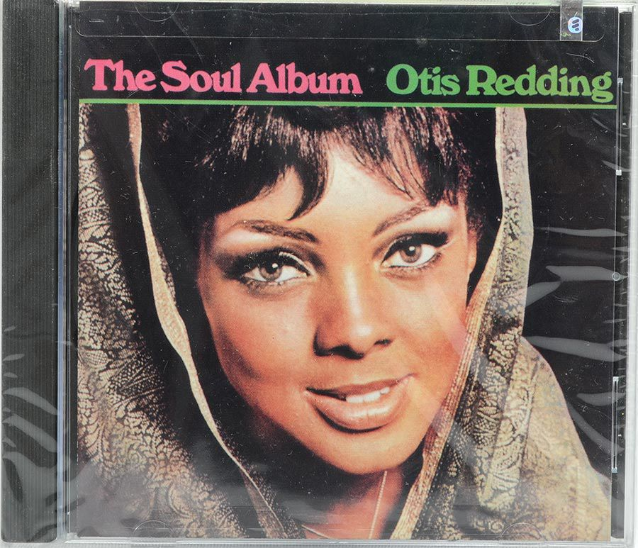 Cd Otis Redding - The Soul Album - Lacrado - Importado
