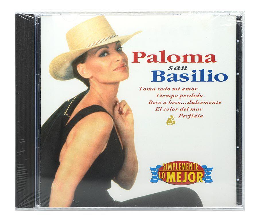 Cd Paloma San Basilio - Simplemente Lo Mejor  - Importado - Lacrado
