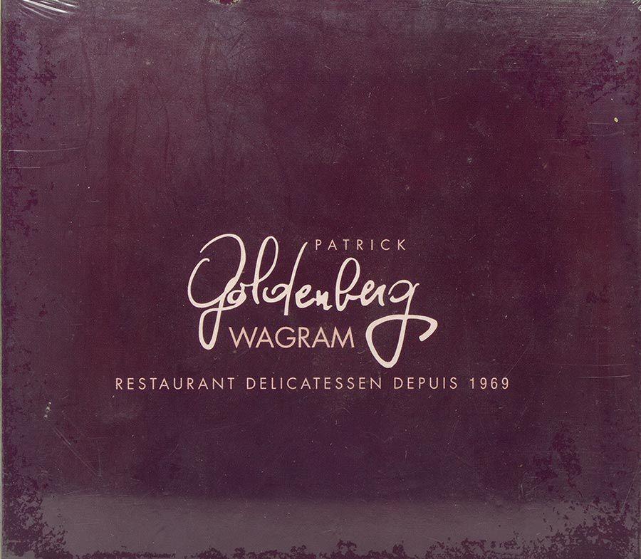Cd Patrick Goldenberg Wagram - Restaurant Delicatessen Depuis 1969 - Lacrado - Importado