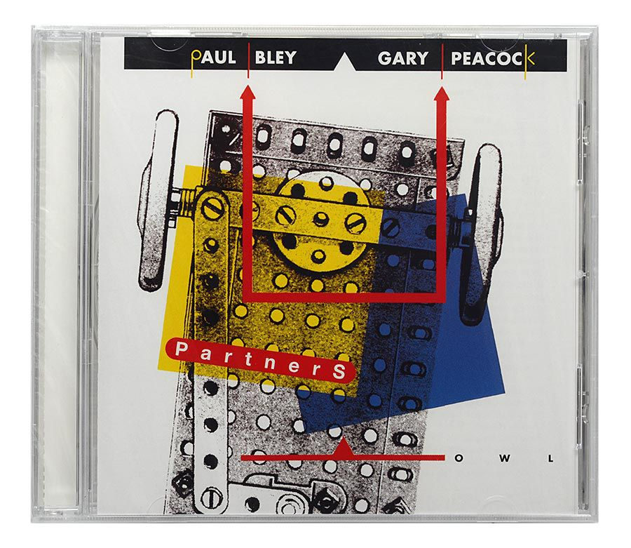 CD Paul Bley Gary Peacock - Partners - Lacrado