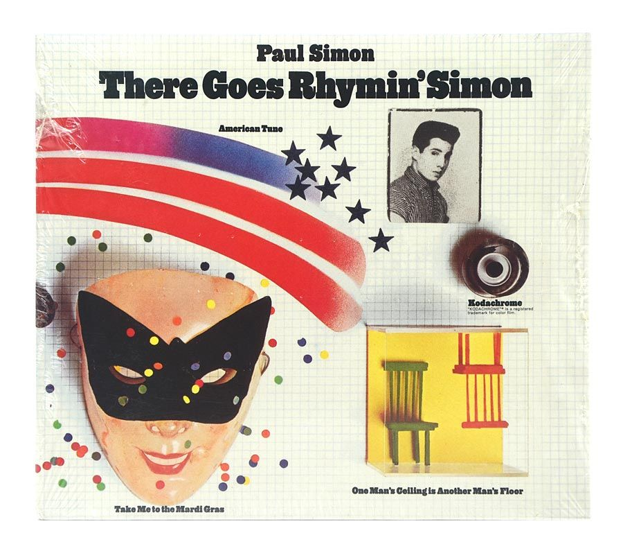 Cd Paul Simon - There Goes Rhymin Simon - Digipack Importado - Lacrado