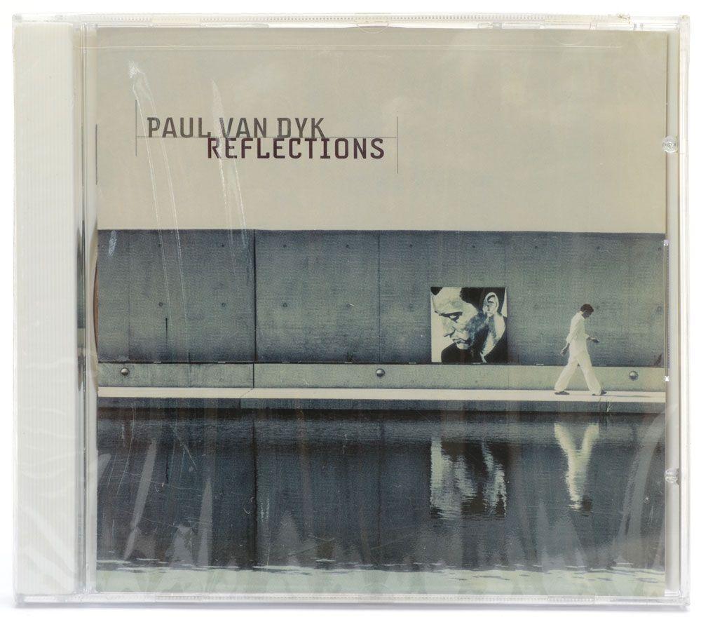 CD Paul Van Dyk - Reflections - Importado - Lacrado