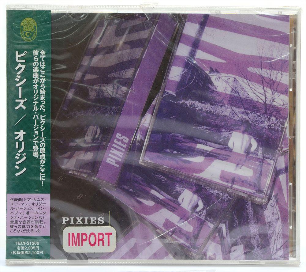 CD Pixies - Pixies - Importado Japão - Lacrado