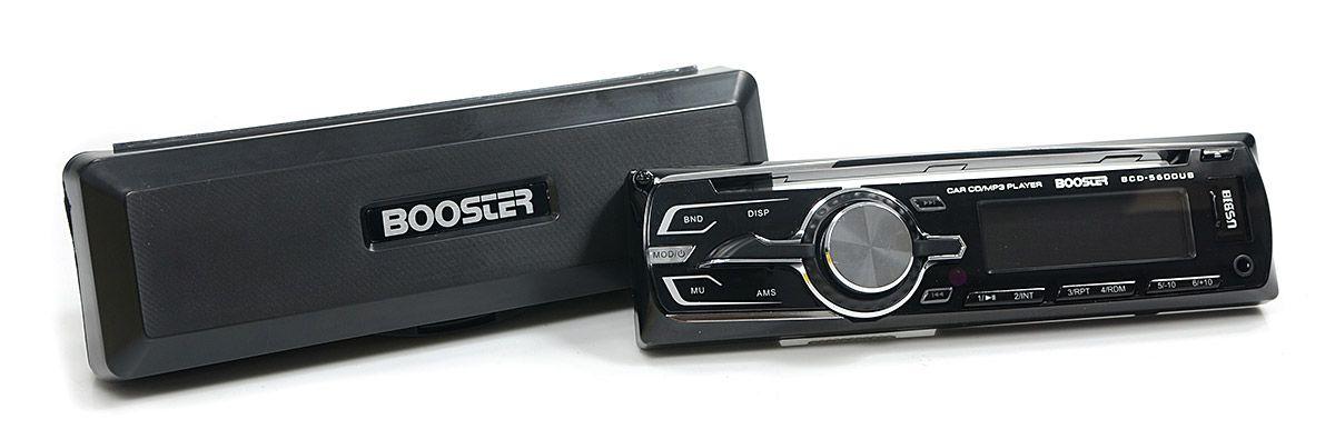 Cd Player Som Automotivo Booster Bcd-5600ub Sd Usb Mp3