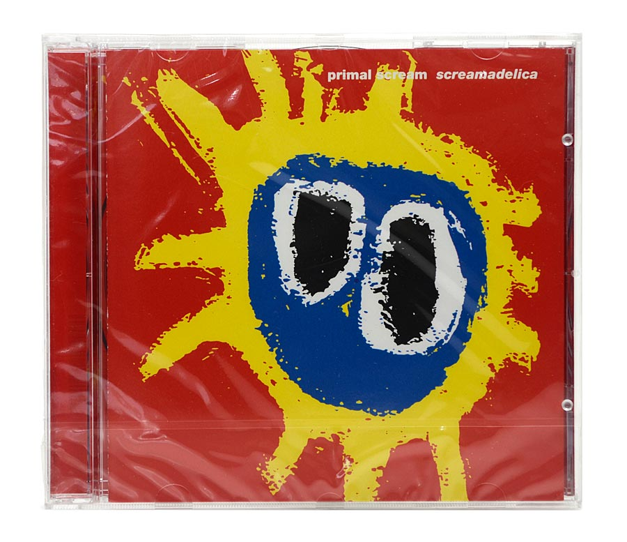 CD Primal Scream - Screamadelica - Importado - Lacrado