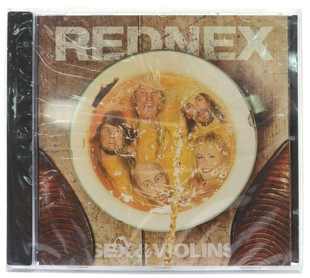 CD Rednex - Sex & Violins - Importado - Lacrado
