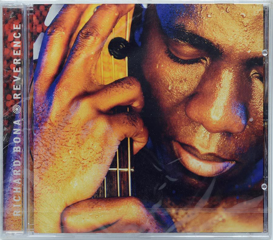 CD Richard Bona - Reverence - Lacrado - Importado