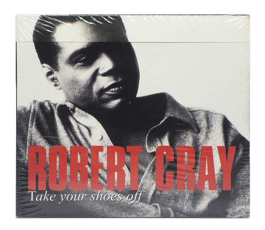 CD Robert Cray - Take Your Shoes Off - Importado - Lacrado