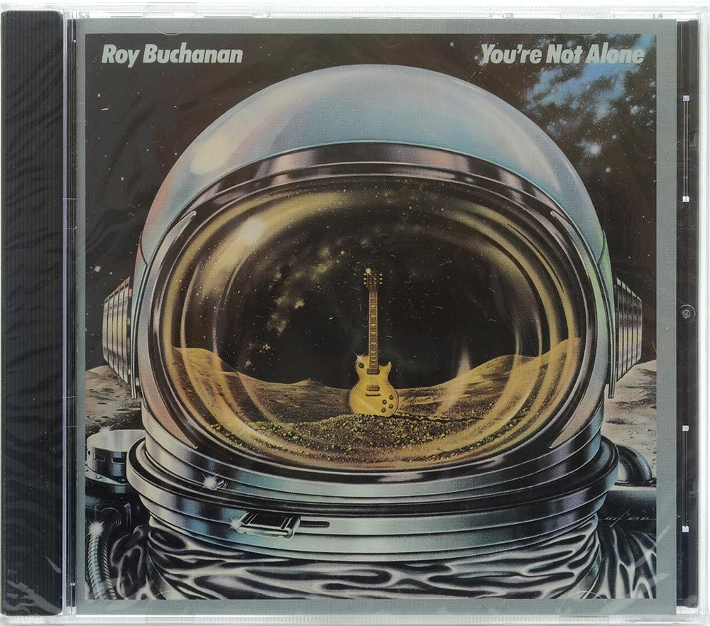 CD Roy Buchanan - You're Not Alone - Importado - Lacrado