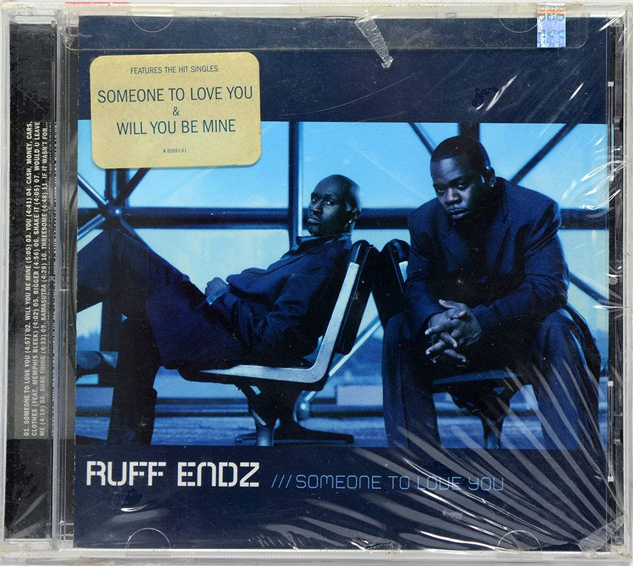 CD Ruff Endz - Someone To Love You - Lacrado - Importado