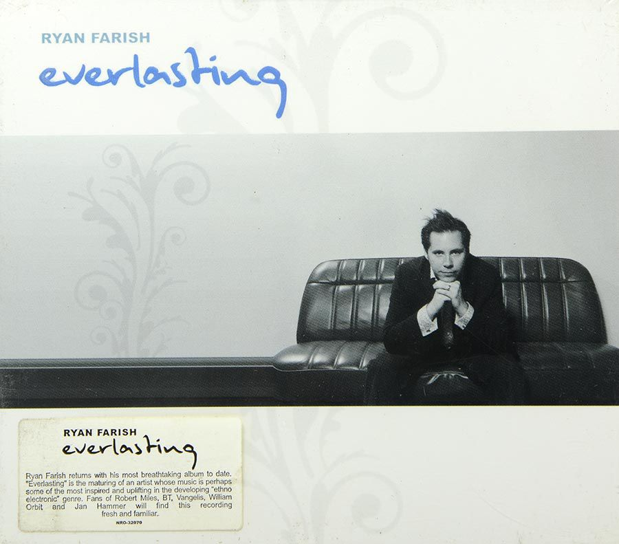 Cd Ryan Farish - Everlasting - Lacrado - Importado