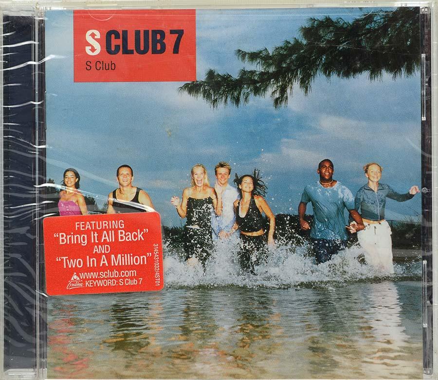 Cd S Club 7 - S Club - Lacrado - Importado