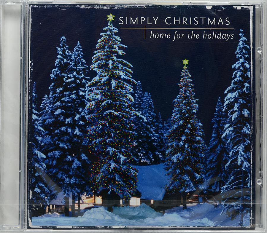 CD Simply Christmas - Home For The Holidays - Lacrado - Importado