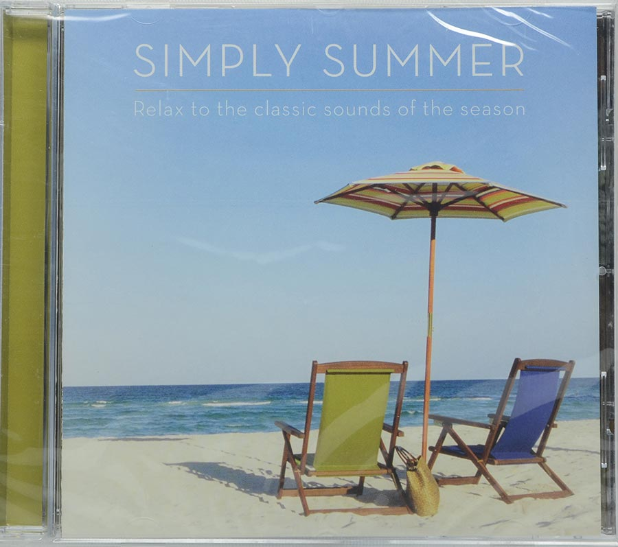 CD Simply Summer - Sony Classical - Lacrado - Importado