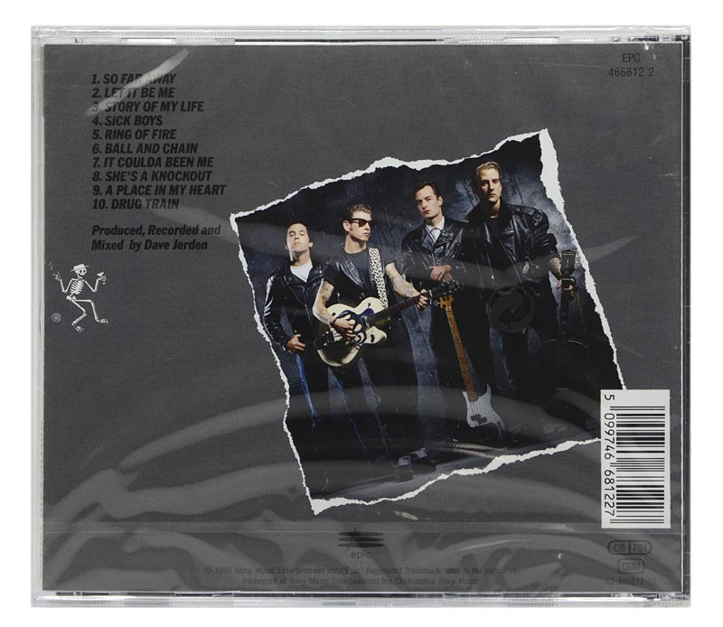 CD Social Distortion - Social Distortion - Importado - Lacrado