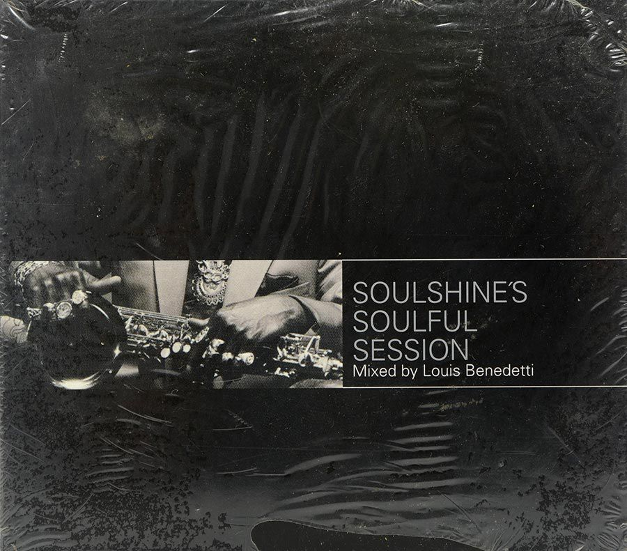 CD Soulshines Soulful Session - Mixed By Louis Benedetti - Lacrado - Importado
