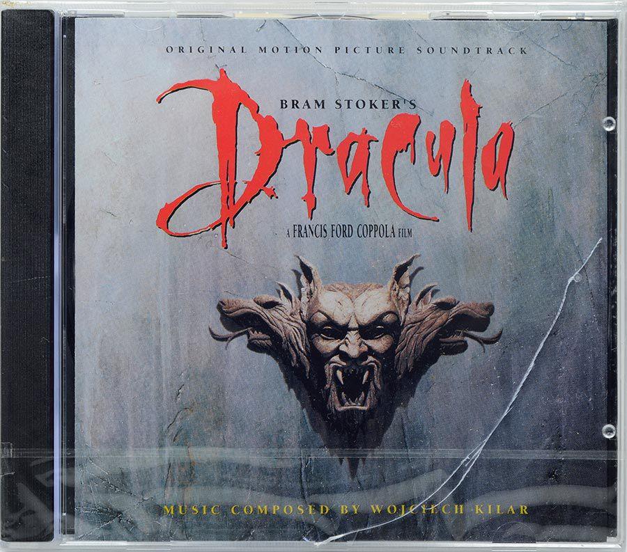 CD Soundtrack Dracula - Francis Ford Coppola - Lacrado - Importado