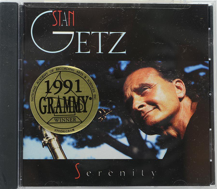 Cd Stan Getz - Serenity - Lacrado - Importado