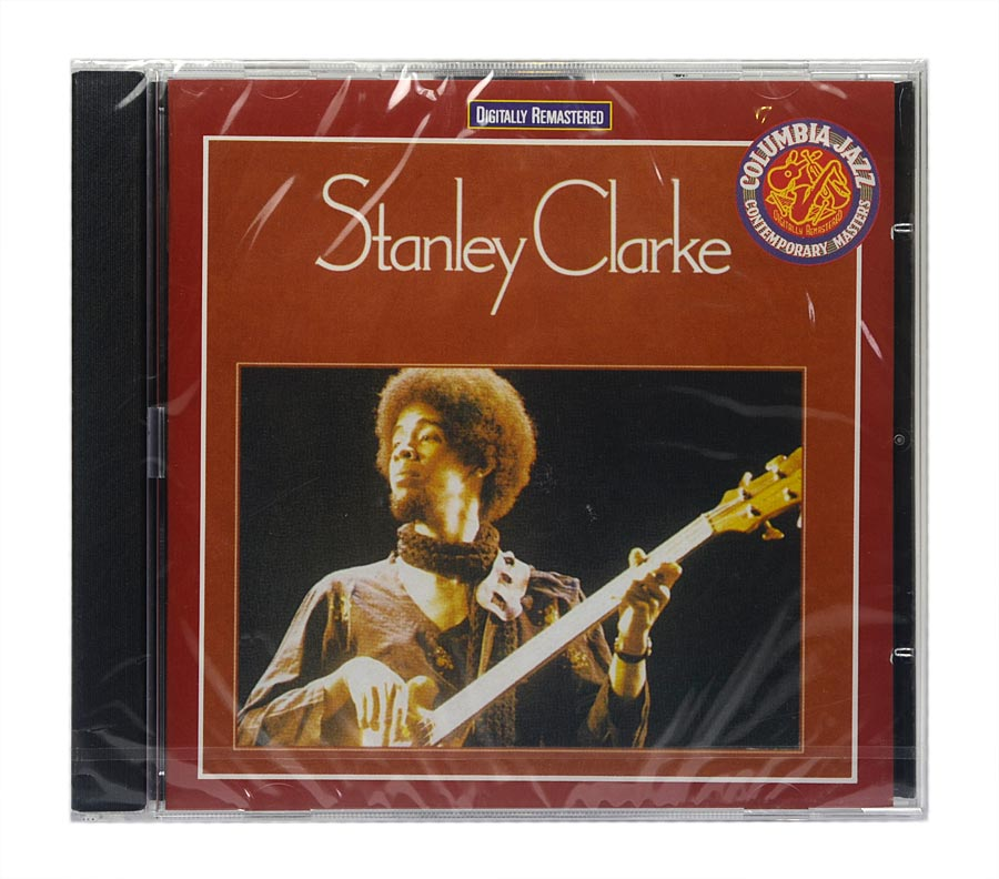 CD Stanley Clarke - Stanley Clarke - Importado - Lacrado