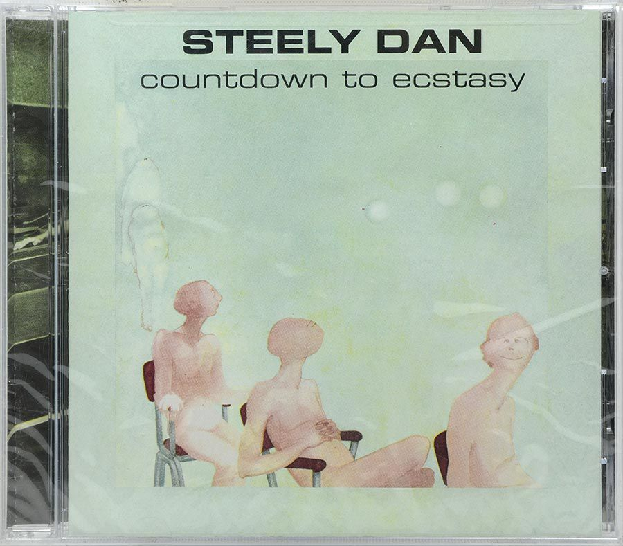 CD Steely Dan - Countdown To Ecstasy - Lacrado - Importado