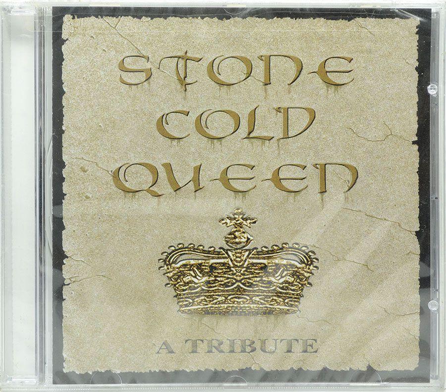CD Stone Cold Queen - A tribute - Lacrado - Importado