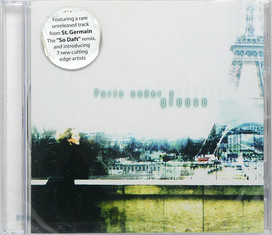 Cd Stylistique Vol 1 - Paris Under A Groove - Lacrado - Importado