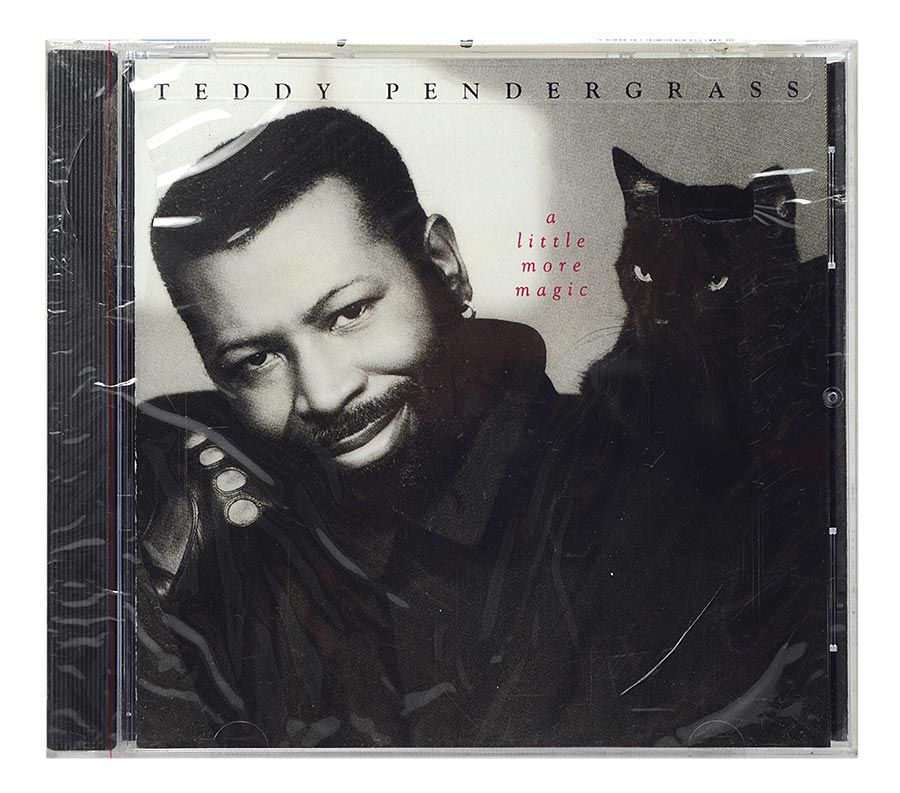 CD Teddy Pendergrass - A Little More Magic - Importado - Lacrado
