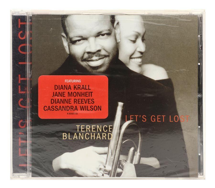 CD Terence Blanchard - Let's Get Lost - Importado - Lacrado