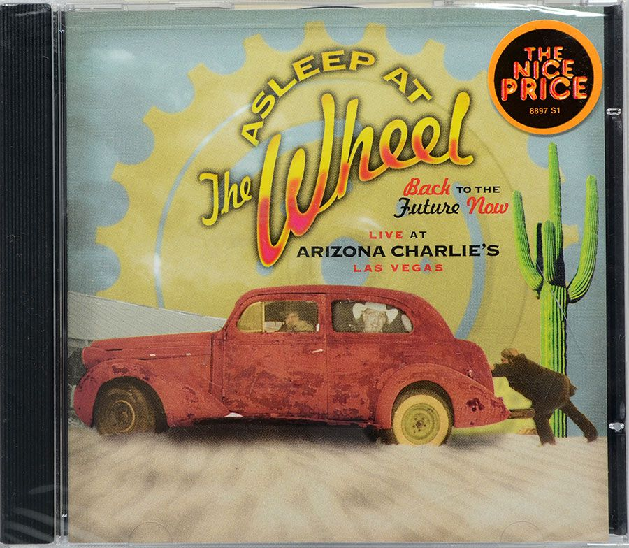 CD The Asleep At Wheel - Live - Lacrado - Importado