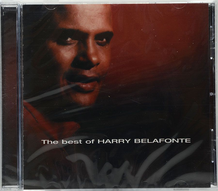 Cd The Best Of Harry Belafonte - Lacrado - Importado