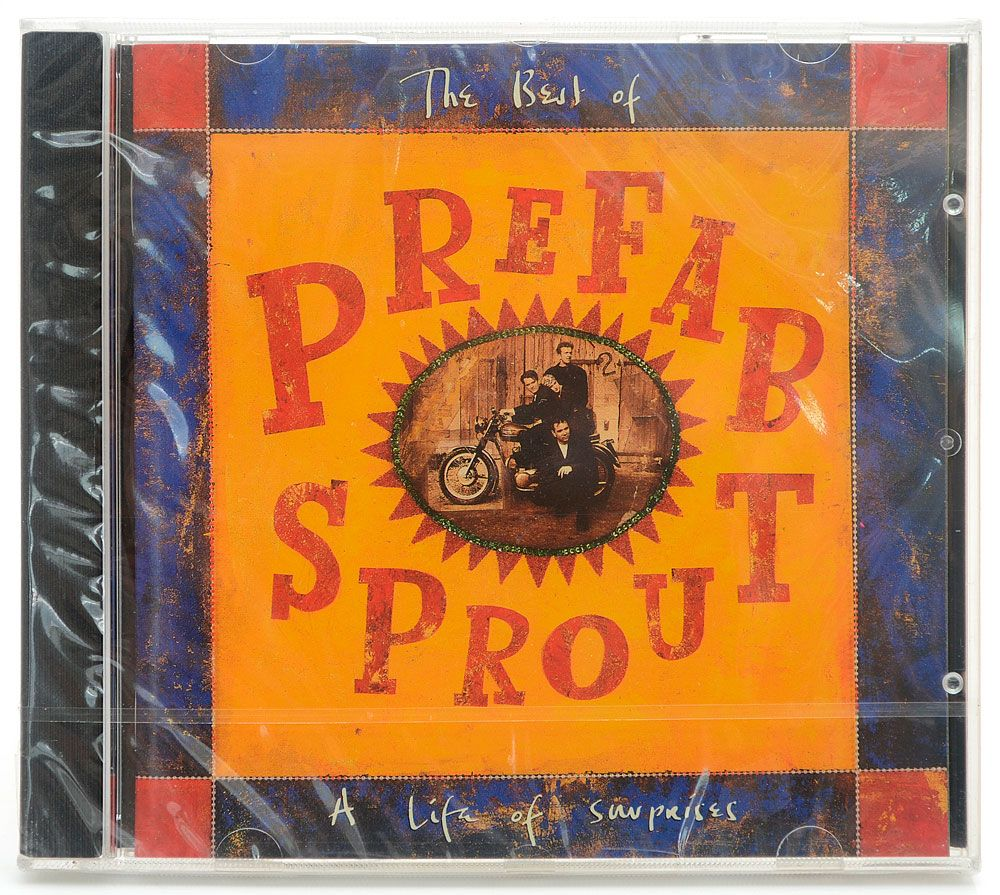 CD The Best Of Prefab Sprout - A Life Of Surprises - Importado - Lacrado