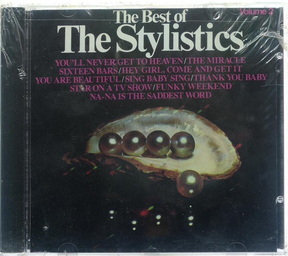 CD The Best Of The Stylistics Volume 2 - Importado - Lacrado