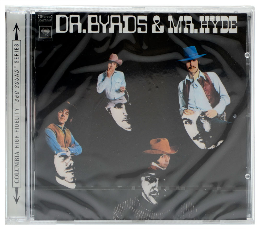 CD The Byrds - Dr Byrds & Mr Hyde - Importado - Lacrado