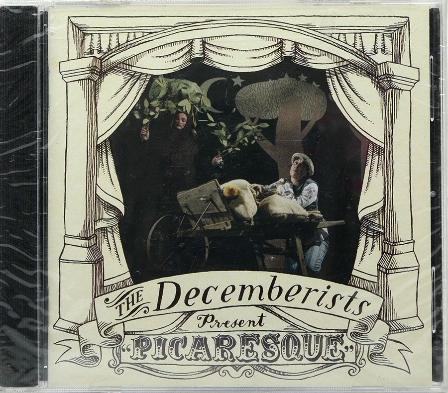 CD The Decemberists Present Picaresque - Lacrado - Importado