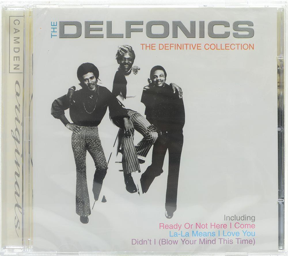 CD The Delfonics - The Definitive Collection - Importado - Lacrado