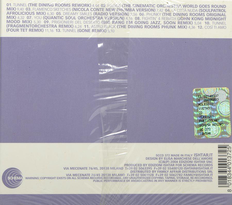 CD The Dining Rooms - Versioni Particolari - Lacrado - Importado