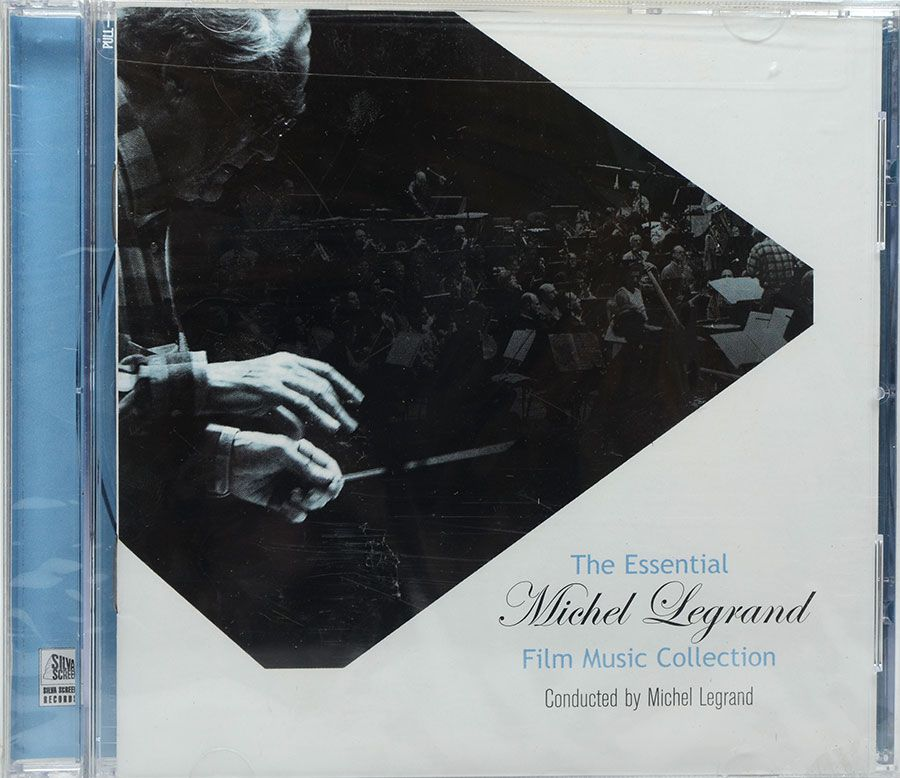 Cd The Essential Michel Legrand - Film Music Collection - Michel Legrand - Lacrado - Importado