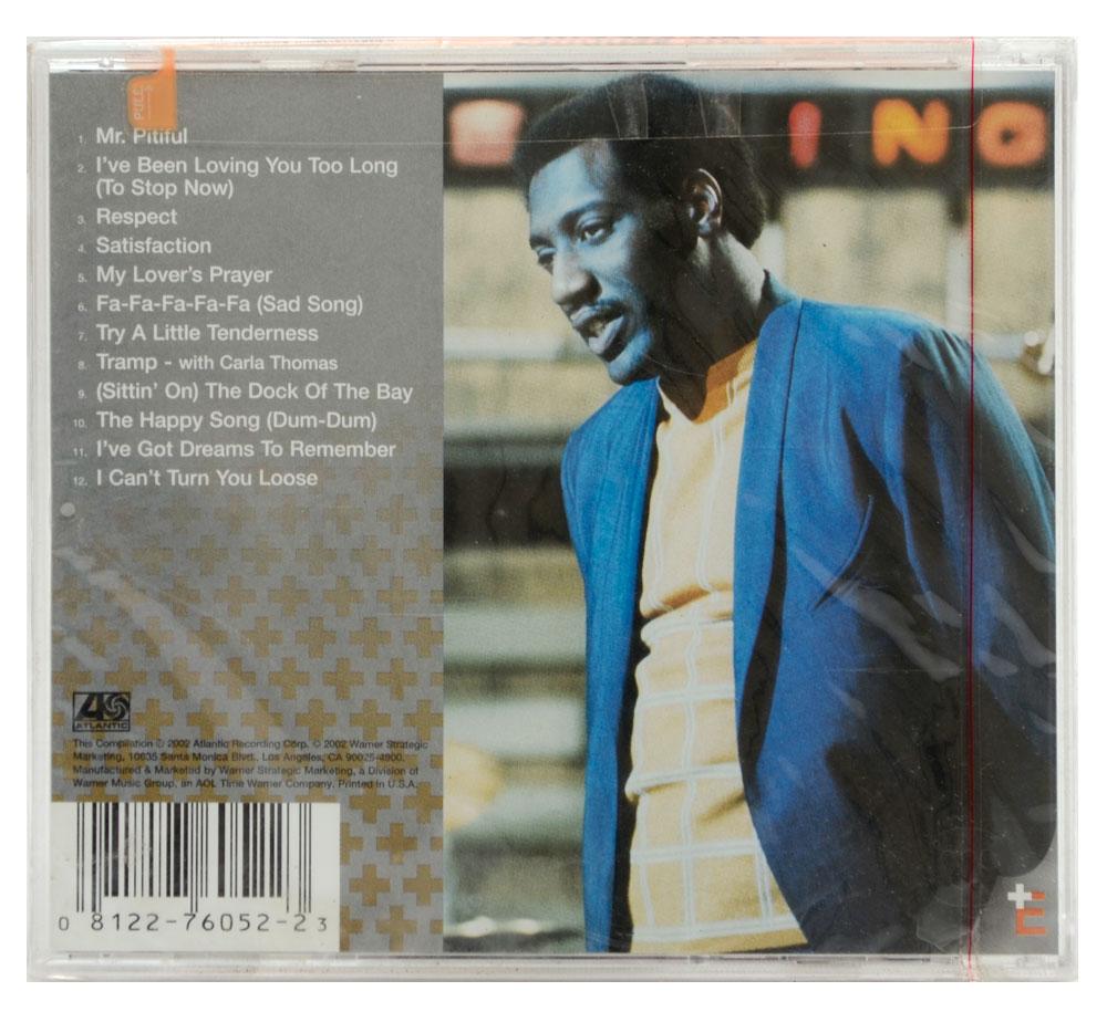 CD The Essentials Otis Redding - Importado - Lacrado