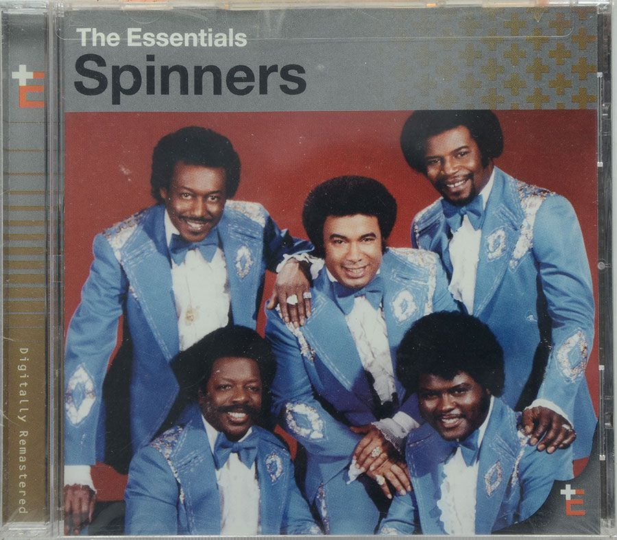 CD The Essentials Spinners - Lacrado - Importado