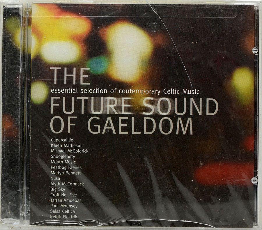 CD The Future Sound Of Gaeldom Celtic Music - Lacrado - Importado