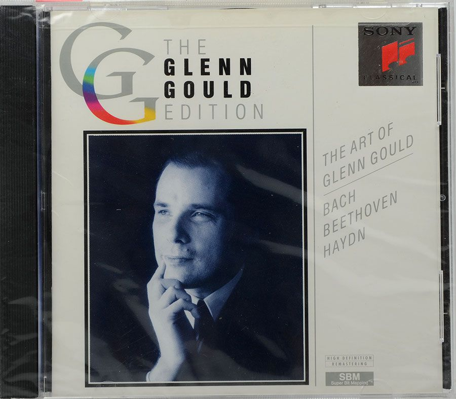 Cd The Glenn Gould Edition - Bach: Goldberg Variations - Lacrado - Importado